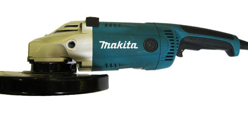 Угловая шлифмашина Makita GA9020SF + диск