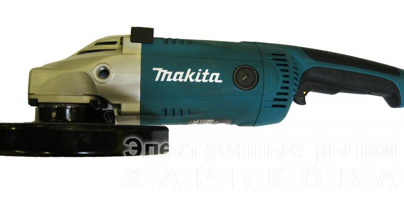 Угловая шлифмашина MAKITA GA9020RF + диск - Электроинструмент (устар) на рынке Барабашова