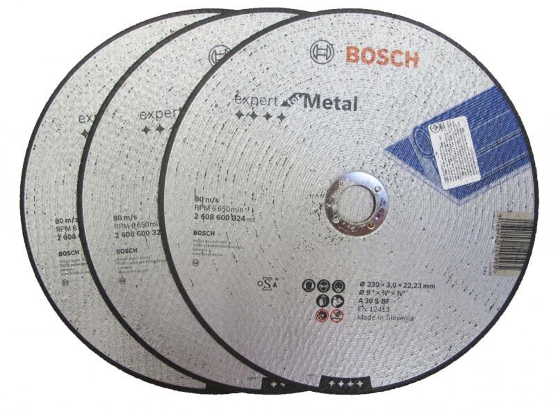 Круг отрезной по металлу 230, Германия