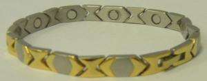 Фото Стальные магнитные браслеты Магнитный стальной браслет КАМИЛА