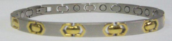 Стальной магнитный браслет ФЕС