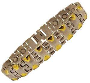 Фото Стальные магнитные браслеты Стальной магнитный браслет РОДОС