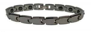 Фото Вольфрамовые магнитные браслеты Магнитный вольфрамовый браслет  ГЕРЦОГ