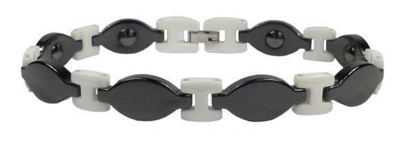 Магнитный керамический браслет МОНТСЕРРАТ