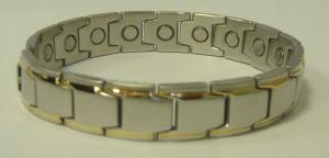 Фото Стальные магнитные браслеты стальной магнитный браслет ЭДВАРД