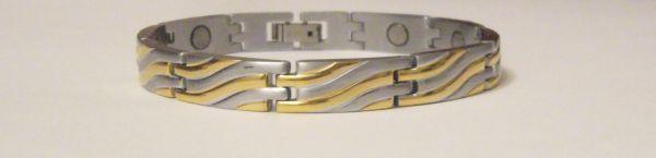 Магнитный титановый браслет РАТМИР
