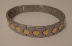 Фото  Титановые магнитные браслеты Магнитный титановый браслетЛУАНА