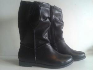 Фото женская обувь, сапоги санги