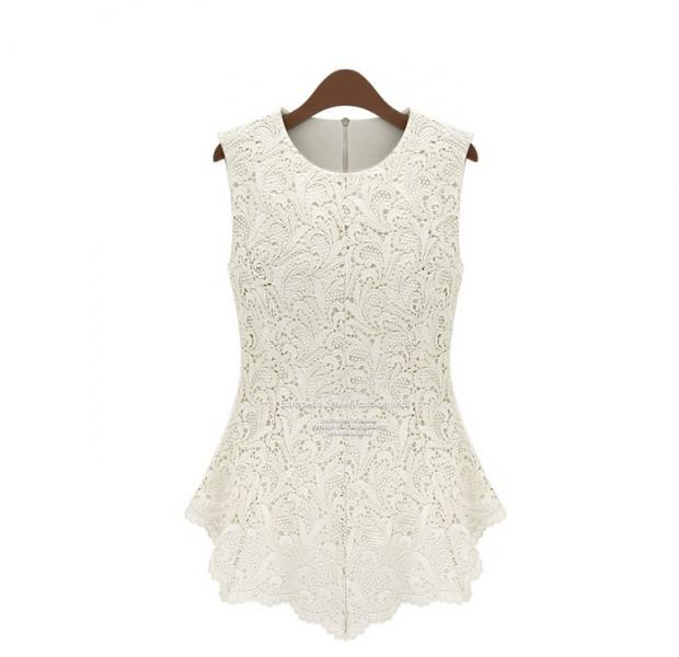 Туника-платье Кружево