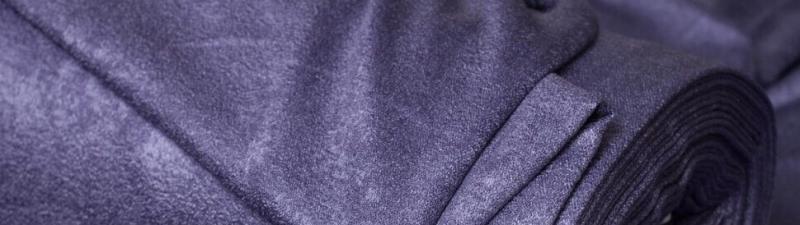 Велюр К077-18 фиолетовый