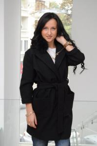 Фото Куртки, пальто, жилетки 2014-15 Пальто весна-осень