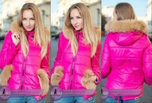 Фото Куртки, пальто, жилетки 2014-15 плащевка