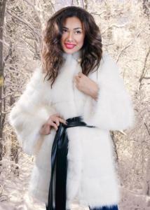 Фото Куртки, пальто, жилетки 2014-15 Шуба