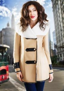 Фото Куртки, пальто, жилетки 2014-15 Дубленка