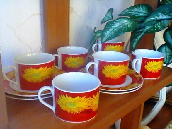 """Подарочный чайный набор """"Vicko"""" *139"""