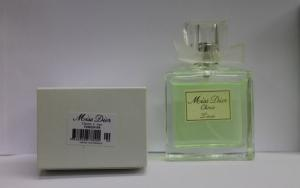 Фото ТЕСТЕРЫ, ЖЕНСКИЕ Тестер Christian Dior Miss Dior Cherie Le Eau 100мл