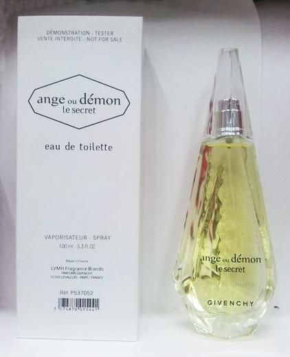 Тестер Givenchy ange ou demon le secret edt 100мл