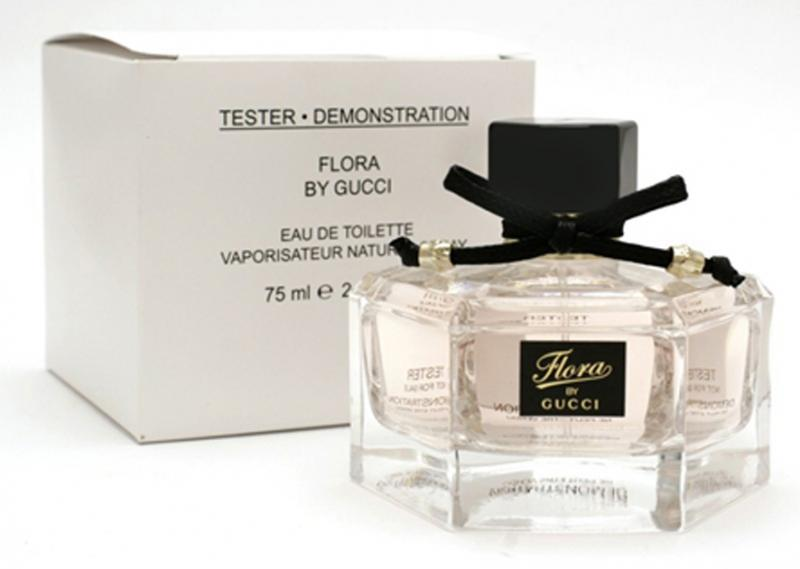 Тестер Gucci  Flora By Gucci  for women 75ml