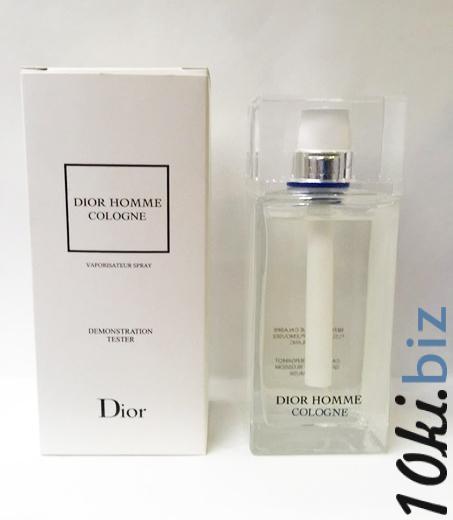 Тестер Christian Dior Dior Homme Cologne одеколон 125 мл