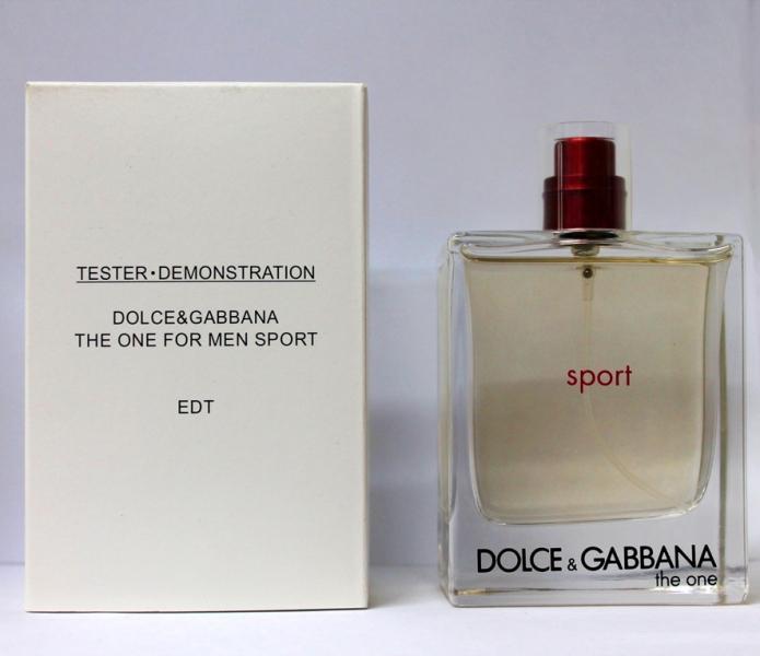 Тестер Dolce & Gabbana The One Sport for 100 ml