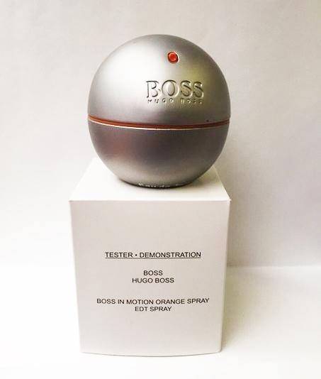 Тестер Hugo Boss In Motion edt 90ml