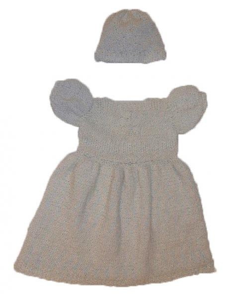 Платье и шапочка