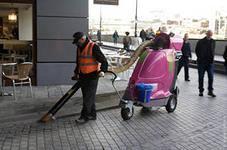 Фото  Разовая уборка помещений и зданий