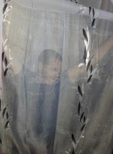 Фото Ткани, тюль, Тюль на вуале Тюль JH-88-9
