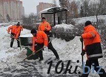 УБОРКА ПРИЛЕГАЮЩЕЙ ТЕРРИТОРИИ Уборка помещений, предприятий в Москве