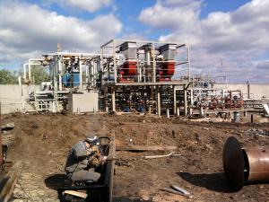 Фото  Разработка и внедрение передовых технологий подготовки, переработки, транспортировки и хранения нефти и газа, которые позволяют снизить себестоимость продукции, увеличить глубину переработки и производительность, повысить экологическую безопасность