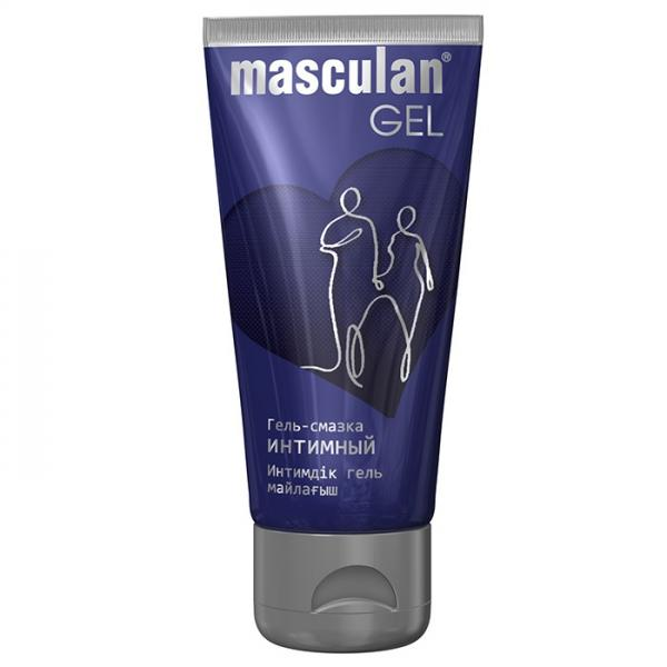 Гель-смазка Masculan (интимный) 50 мл