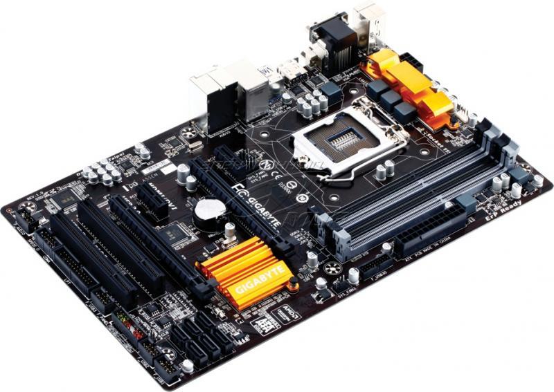 Материнская плата S-1150 Gigabyte GA-H97-HD3 (H97, 4*DDR3, 2*PCI-E, 3*PCI, Realtek ALC887 7.1, GbE LAN, 6*SATA3, RAID, 2*USB3.0, D-Sub+DVI+HDMI, ATX)
