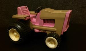 Фото антиквар, Игрушки Трактор петруша