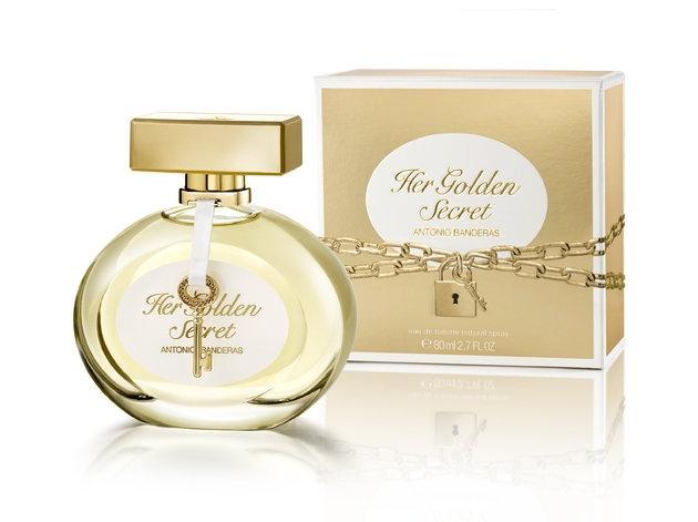 Туалетная вода Antonio Banderas Her Golden Secret ,80 мл
