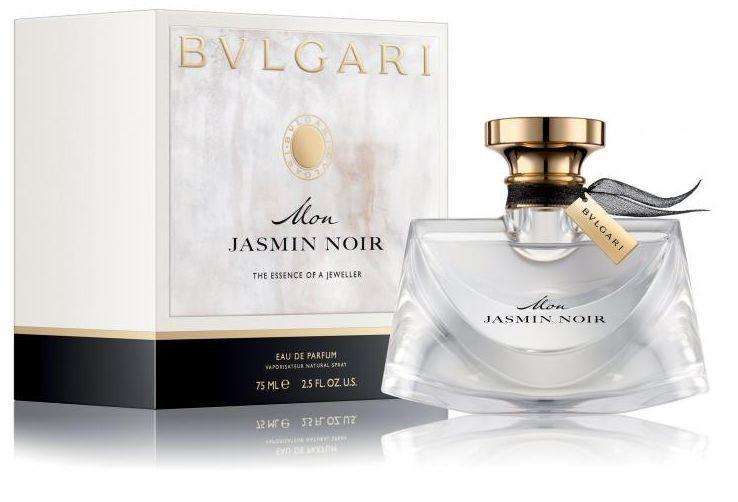 Парфюмированная вода bvlgari mon jasmin noir the essence of a jeweller edp 75ml