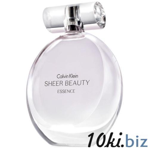Туалетная вода Calvin Klein Sheer Beauty Essence, 100 ml купить в Вологде - Парфюмерия женская