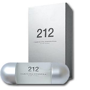 Туалетная вода Carolina Herrera 212, 60 ml