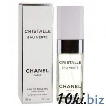 Туалетная вода Chanel Cristalle Eau Verte 100 мл купить в Вологде - Парфюмерия женская