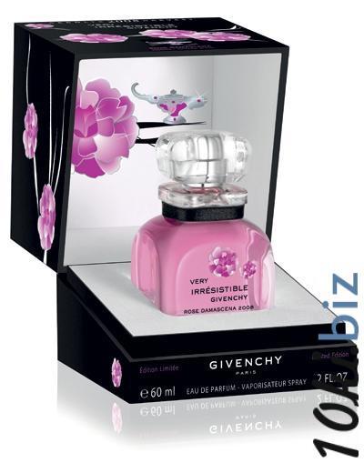 Парфюмированная вода Givenchy Harvest 2007 Very Irresistible Damascena Rose edp, 60ml