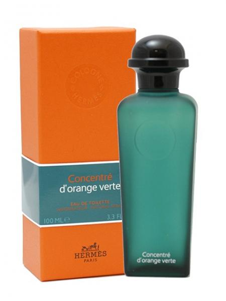 Туалетная вода Hermes (Concentre D'Orange Verte), 100 ml