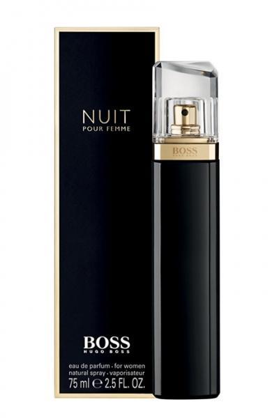 Парфюмированная вода Hugo Boss (Boss Nuit Pour Femme) 75 ml