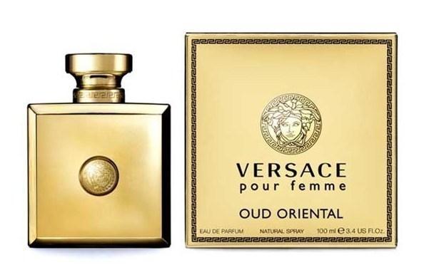 Парфюмированная вода Versace pour femme oud oriental edp, 100ml