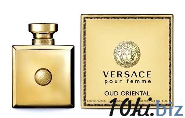 Парфюмированная вода Versace pour femme oud oriental edp, 100ml купить в Вологде - Парфюмерия унисекс