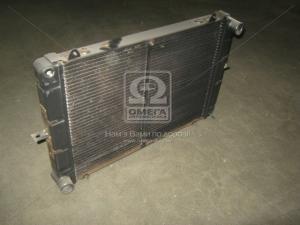 Радиатор ГАЗ-2217, 3302  охлаждения с ушами (2-х рядн.)1405.1301010 (пр-во Бузулук)