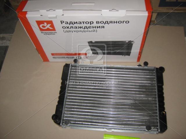 Радиатор ГАЗЕЛЬ охлаждения  ГАЗ-3302 (2-х рядн.) (под рамку) 42 мм 3302-1301010-01 <ДК>
