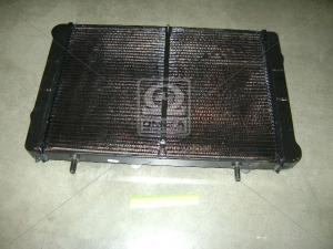 Радиатор ГАЗ-2217, 3302  охлаждения  (2-х рядн.) 330242-1301010-03 (под рамку) (пр-во ШААЗ)