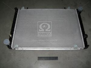 Радиатор водяного охлаждения 330242А-1301010 ГАЗ-3302 (под рамку) NOCOLOK аллюм. (пр-во ШААЗ)