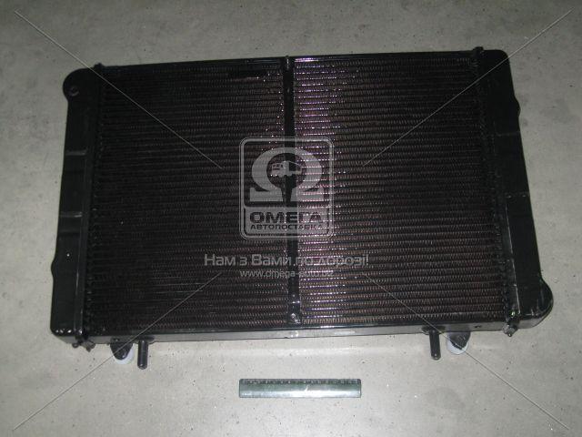 Радиатор  ГАЗЕЛЬ-БИЗНЕС охлаждения 33027-1301010 (2-х рядн.) 33027-1301010 (под рамку) двиг.4216 (пр-во ШААЗ)