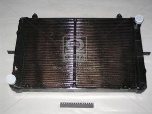 Радиатор водяного охлаждения (Р330242-1301010-01) ГАЗ-3302 (2-х рядн.) (с ушами) (пр-во ШААЗ)
