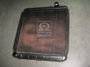 Радиатор водяного охлаждения (146.1301010) КАМАЗ-54115 с повыш. теплоотд. (3-х рядн.) (пр-во г.Бузулук)